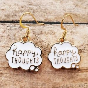 Happy Thoughts Pair of Earrings